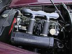 engine and carbs