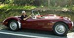 1952 Frazer Nash Mille Miglia, S/N 421 100 168, as restored in New Zealand in 2005