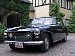 Bristol 408, in Berlin, Germany - guess the only registered 408 in Germany