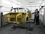 Bristol 408 (7025) being restored in Sweden
