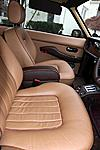 New factory-installed interior, w/ darker armrests and sun visors - #1