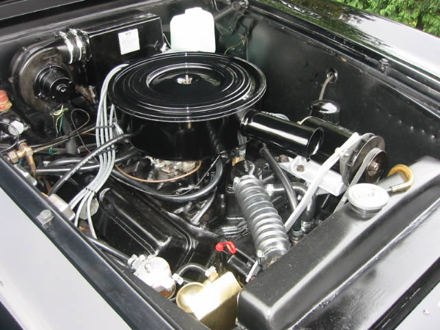 Bristol 408 Mk1 engine2 Large