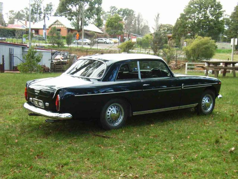 Bristol 409 Right rear3 4 15a