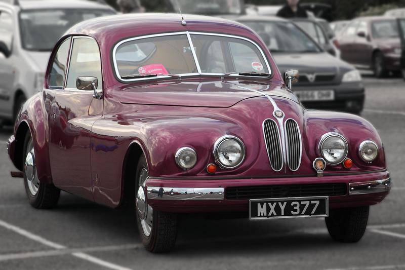 Bristol 401 Sports c1952