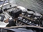 lovely 400 engine bay