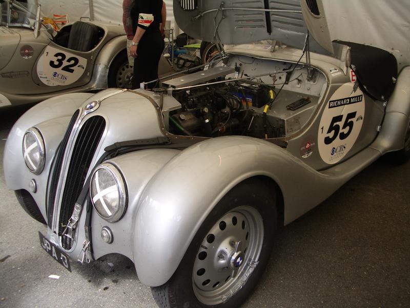 Le Mans 2008 BMW 328