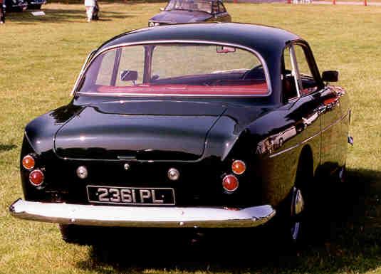 407 rear