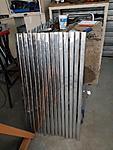 Folded Stainless Steel Slats