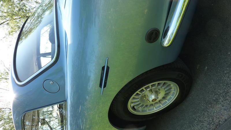 LPG Fuel Cap