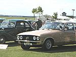 The Concours of 2002 at Duxford