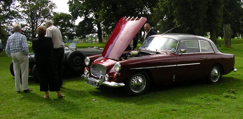 Bristol Mercedes