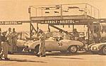 Sebring 1955 ( 3009 finished 2nd )
