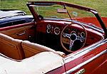 401 Farina rear interior