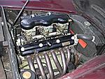 405 engine and custom exhaust