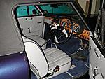 405 drophead interior