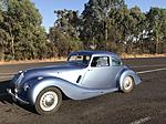 On the road from northern New South Wales to Melbourne, a journey of 1200 kilometers with a new engine. Delivering the car to the upholsterers for...