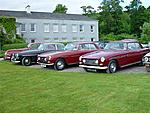 Fine Bristols at Gregans Castle Hotel, Ballyvaughan, County Claire - in the West of Ireland, Friday, 28 June 2002.  Thanks to John Smith for the...